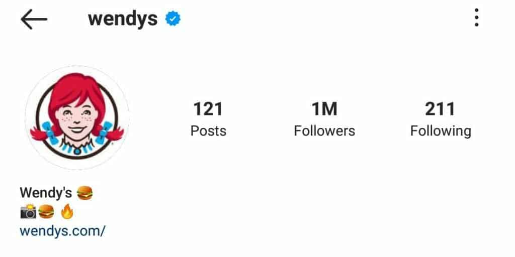 bio instagram menarik brand