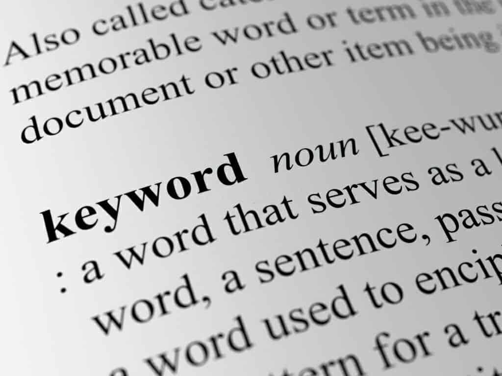 apa itu riset keyword
