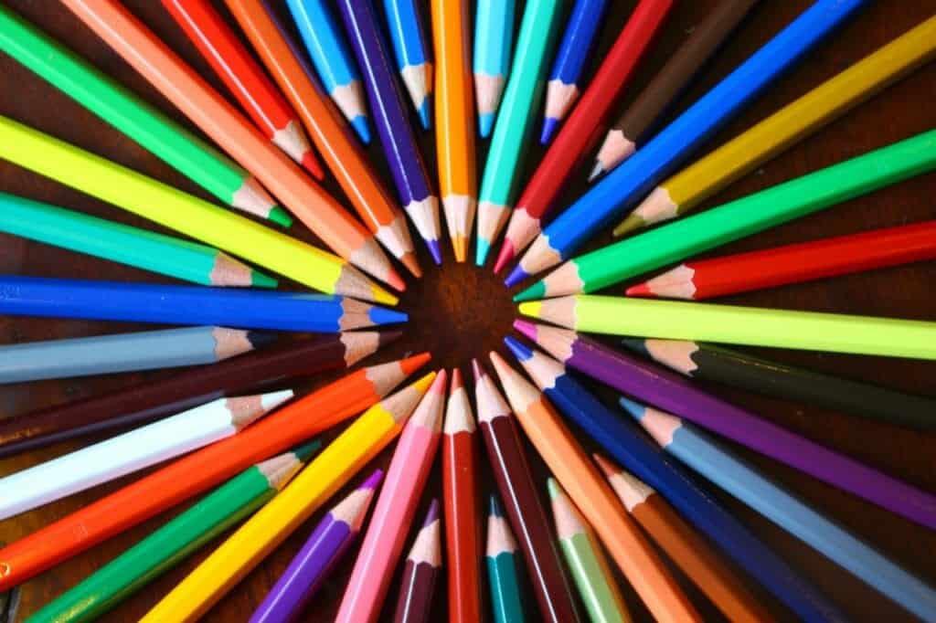 psikologi warna untuk branding produk