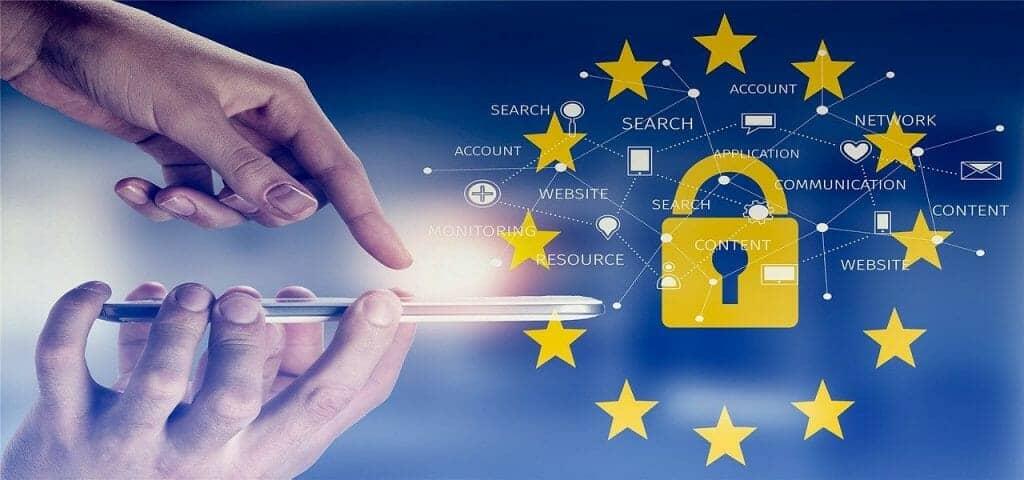 melindungi data